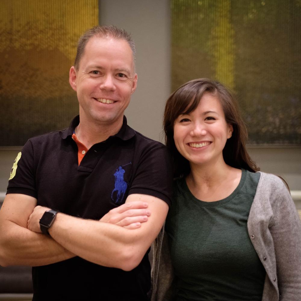 Olivia Klose & Kristofer Liljeblad