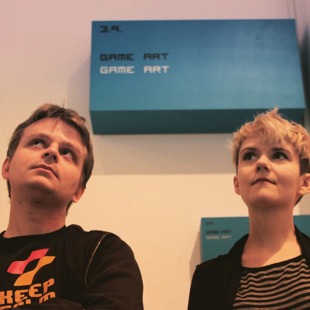 Martyna Zych & Christian Beckhäuser